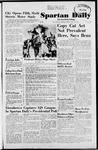Spartan Daily, May 23, 1952 by San Jose State University, School of Journalism and Mass Communications