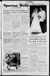 Spartan Daily, June 2, 1952 by San Jose State University, School of Journalism and Mass Communications