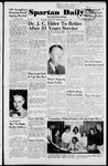 Spartan Daily, June 4, 1952 by San Jose State University, School of Journalism and Mass Communications