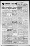 Spartan Daily, June 5, 1952 by San Jose State University, School of Journalism and Mass Communications