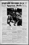 Spartan Daily, September 22, 1952 by San Jose State University, School of Journalism and Mass Communications