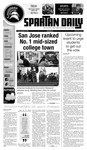 Spartan Daily September 21, 2010 by San Jose State University, School of Journalism and Mass Communications