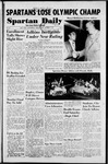 Spartan Daily, September 26, 1952 by San Jose State University, School of Journalism and Mass Communications
