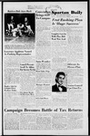 Spartan Daily, September 30, 1952 by San Jose State University, School of Journalism and Mass Communications