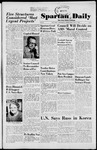 Spartan Daily, October 1, 1952