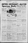 Spartan Daily, October 2, 1952 by San Jose State University, School of Journalism and Mass Communications