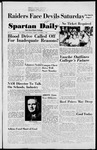 Spartan Daily, October 3, 1952