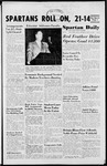 Spartan Daily, October 6, 1952