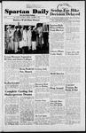 Spartan Daily, October 7, 1952