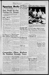 Spartan Daily, October 8, 1952