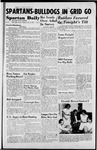 Spartan Daily, October 10, 1952 by San Jose State University, School of Journalism and Mass Communications