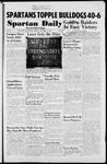 Spartan Daily, October 13, 1952