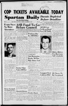 Spartan Daily, October 14, 1952 by San Jose State University, School of Journalism and Mass Communications