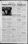 Spartan Daily, October 15, 1952 by San Jose State University, School of Journalism and Mass Communications