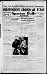 Spartan Daily, October 17, 1952 by San Jose State University, School of Journalism and Mass Communications