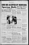 Spartan Daily, October 21, 1952 by San Jose State University, School of Journalism and Mass Communications