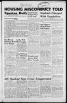 Spartan Daily, October 23, 1952