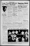 Spartan Daily, October 24, 1952