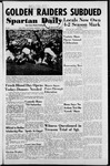 Spartan Daily, November 3, 1952 by San Jose State University, School of Journalism and Mass Communications