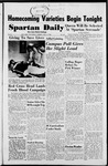 Spartan Daily, November 4, 1952 by San Jose State University, School of Journalism and Mass Communications