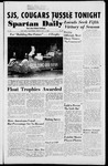 Spartan Daily, November 7, 1952 by San Jose State University, School of Journalism and Mass Communications