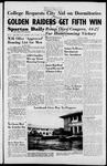 Spartan Daily, November 10, 1952