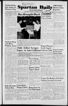 Spartan Daily, November 12, 1952 by San Jose State University, School of Journalism and Mass Communications