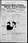 Spartan Daily, November 13, 1952 by San Jose State University, School of Journalism and Mass Communications