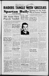 Spartan Daily, November 14, 1952 by San Jose State University, School of Journalism and Mass Communications