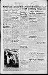 Spartan Daily, November 18, 1952 by San Jose State University, School of Journalism and Mass Communications