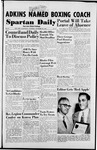 Spartan Daily, November 20, 1952 by San Jose State University, School of Journalism and Mass Communications