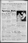 Spartan Daily, November 21, 1952