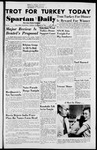 Spartan Daily, November 25, 1952 by San Jose State University, School of Journalism and Mass Communications