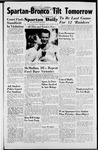 Spartan Daily, November 26, 1952 by San Jose State University, School of Journalism and Mass Communications
