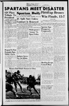Spartan Daily, December 1, 1952