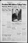 Spartan Daily, December 3, 1952 by San Jose State University, School of Journalism and Mass Communications