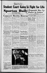Spartan Daily, December 10, 1952