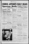 Spartan Daily, December 11, 1952 by San Jose State University, School of Journalism and Mass Communications