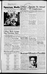 Spartan Daily, December 12, 1952 by San Jose State University, School of Journalism and Mass Communications