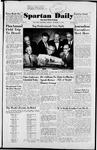 Spartan Daily, December 15, 1952