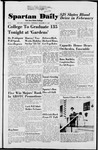 Spartan Daily, December 17, 1952 by San Jose State University, School of Journalism and Mass Communications