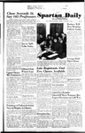 Spartan Daily, January 6, 1953 by San Jose State University, School of Journalism and Mass Communications