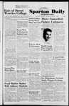 Spartan Daily, January 7, 1953 by San Jose State University, School of Journalism and Mass Communications