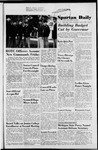 Spartan Daily, January 8, 1953 by San Jose State University, School of Journalism and Mass Communications