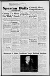 Spartan Daily, January 20, 1953 by San Jose State University, School of Journalism and Mass Communications
