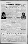 Spartan Daily, January 21, 1953 by San Jose State University, School of Journalism and Mass Communications