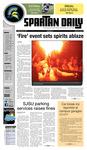Spartan Daily October 4, 2010
