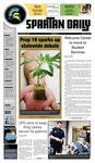 Spartan Daily October 5, 2010