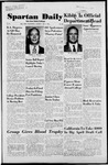 Spartan Daily, February 9, 1953 by San Jose State University, School of Journalism and Mass Communications
