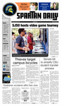 Spartan Daily October 6, 2010